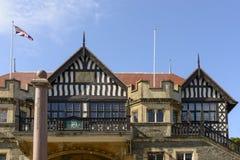 Old building, Lynton , Devon Stock Image