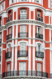 Old building in Madrid Royalty Free Stock Photography