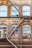 Old building in Manhattan, NYC Royalty Free Stock Photo