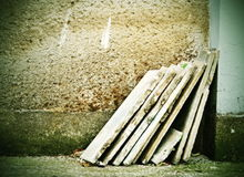 Old building material Royalty Free Stock Image