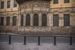 Old building at moez Royalty Free Stock Photography