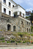 Old Building in Monastery St. Joachim of Osogovo, Republic of Macedonia Stock Photography