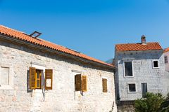 Old building in Montenegro Stock Photos