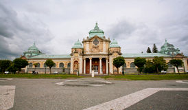 Old building of the Museum Stock Images