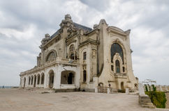 The old building named Cazino Royalty Free Stock Images