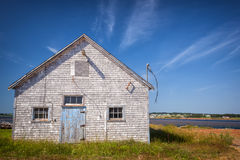 Old building in North Rustico Royalty Free Stock Images