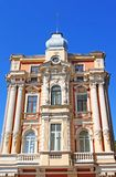 Old building in Odessa royalty free stock photography