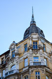 Old  building  in the old centre of Sofia , Royalty Free Stock Photography
