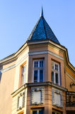 Old building  in the old centre of Sofia , Royalty Free Stock Images
