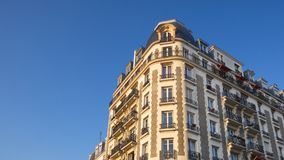 Old building in Paris, France Stock Images