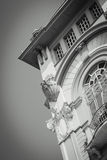 Old building at Plaza de la Administracion Guayaquil Royalty Free Stock Images