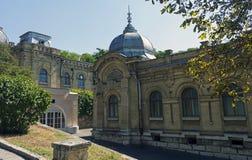 Old building  in Pyatigorsk Stock Photos