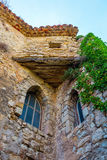 Old building in Seillans, Hautes Provence, France Royalty Free Stock Photos