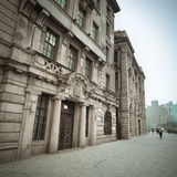 Old building in shanghai Stock Images