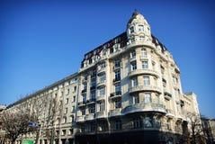 Old building in Sofia, Bulgaria. Stock Image