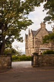 Old building in St Andrews, Scotland, UK royalty free stock image