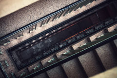 Old Building Staircase Stock Images