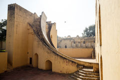 Old building with stairs in Jaipur Stock Photography