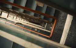 Old Building Stairways Stock Photos