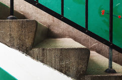 Old Building Stairways Royalty Free Stock Images