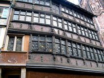Old building in Strasbourg Stock Photography