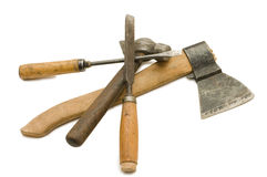 Old building tool Royalty Free Stock Image