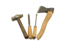Old building tool Royalty Free Stock Photos
