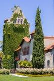 Old building at the San Jose State University; San Jose, California Stock Images