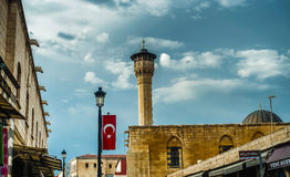 Old building in Turkey Stock Photo