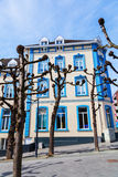 Old building in Valkenburg, The Netherlands Royalty Free Stock Image