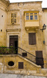 Old Building in Valletta Malta Stock Images