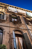 Old building in Venice, Italy. Royalty Free Stock Photos