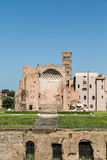 Old Building Viewed from Coliseum Stock Photography