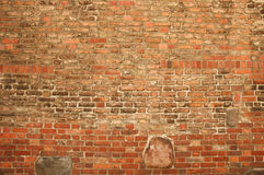 Old building wall background Royalty Free Stock Photos