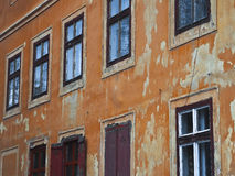 Old building wall Royalty Free Stock Photos