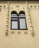 Old building window Royalty Free Stock Image