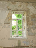 Old building window Royalty Free Stock Photography