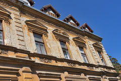 Old building in Zagreb Royalty Free Stock Photography
