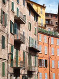 Old buildings Royalty Free Stock Photography