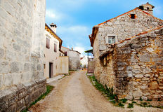 Old Buildings Royalty Free Stock Photo