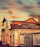 Old buildings Royalty Free Stock Photos