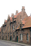 Old buildings in Bruges Stock Images