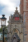Old buildings in Bruges, Belgium Stock Photography