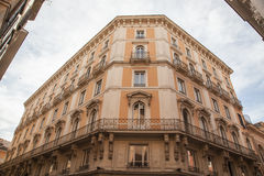 Old buildings in city of Rome Royalty Free Stock Image