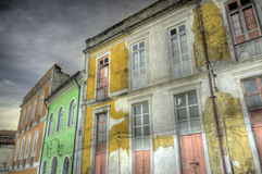 Old buildings Royalty Free Stock Images
