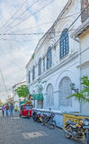 The old buildings of Galle Royalty Free Stock Photo
