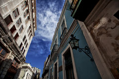 Old buildings in Havana Royalty Free Stock Image