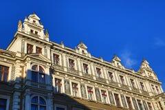 Old Buildings, Jindřišská Street, New Town, Prague, Czech Republic Stock Photos