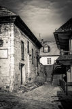 Old buildings in Kazimierz Dolny Stock Photography