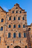 Old buildings in Lubeck, Germany Royalty Free Stock Photos